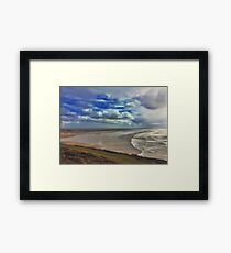 Saunton Sands Framed Print