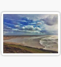 Saunton Sands Sticker