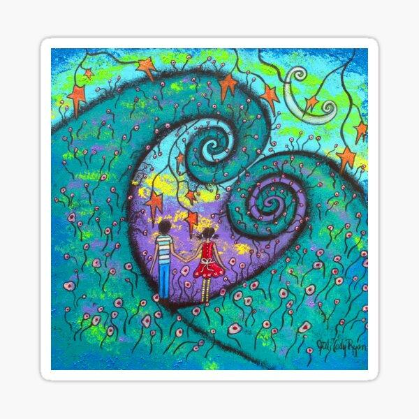 First Love II   Sticker