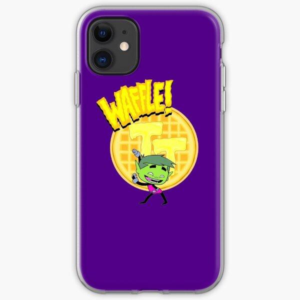 Beast Boy iPhone Soft Case