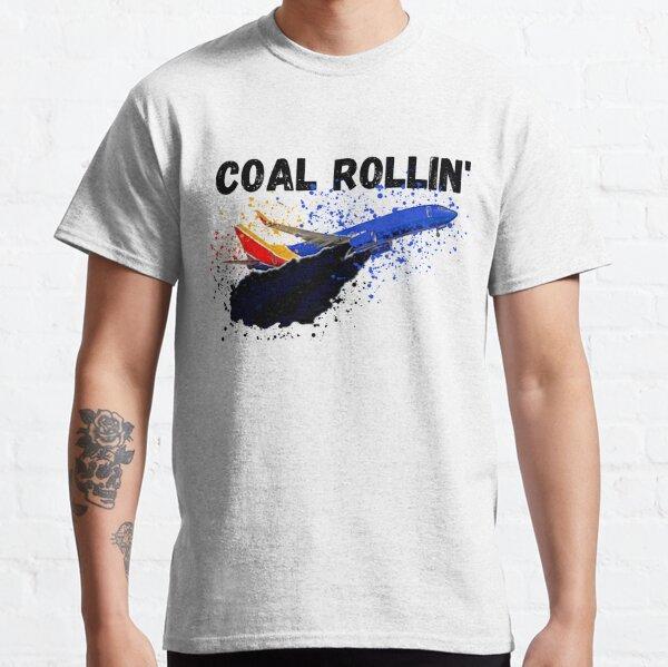 Coal Rollin' Boeing 737 Classic T-Shirt