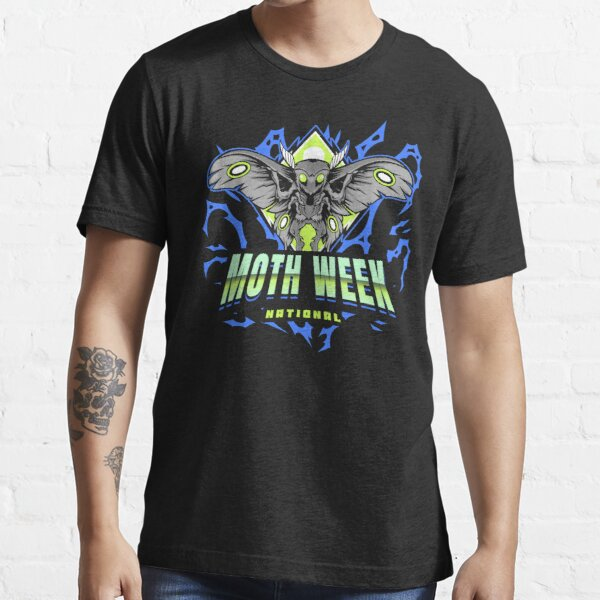 National Moth Week Gamer image Essential T-Shirt