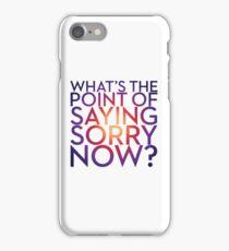 Cynical iPhone Case/Skin