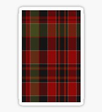 02289 Antagonish Nova Scotia Nameless Tartan  Sticker