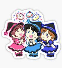 Mahou Tsukai Maro, Murotan & Takechan Sticker