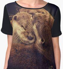 Otters Chiffon Top