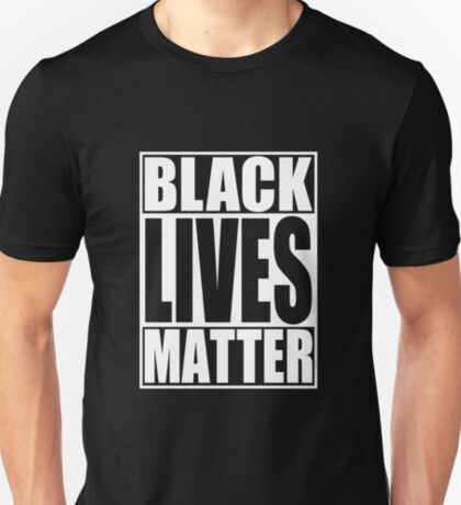 Black Lives Matter t shirt T-Shirt