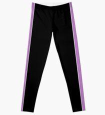 Pokemon Go Leggings Purple Leggings