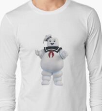 Ghostbusters Stay Puft Marshmellow Man Long Sleeve T-Shirt