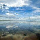 Saunton Sands by Victoria Ashman