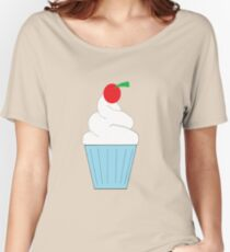 Cupcakes  Women's Relaxed Fit T-Shirt
