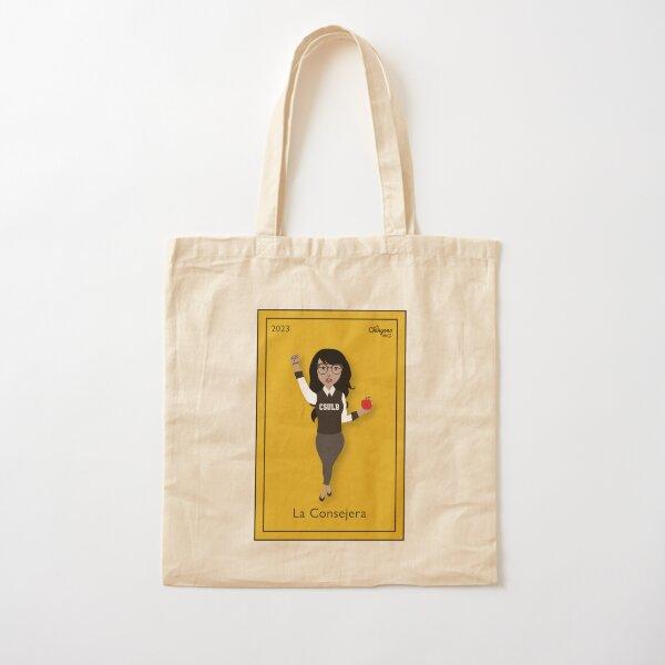 La Consejera Cotton Tote Bag