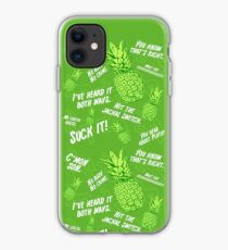 psych tv show cartoon iphone case