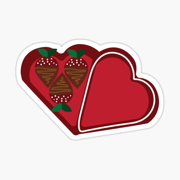 Mother Day Hearts Sticker