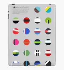 The Teams : Tour de France 2014 iPad Case/Skin