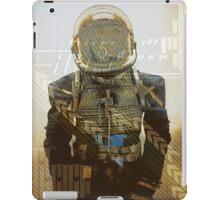 astronaut iPad Case/Skin