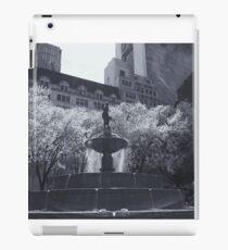 Plaza Fountain iPad Case/Skin