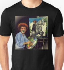 Steve Brule paints T-Shirt
