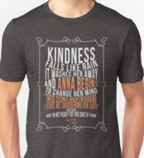 Anna Begins // Counting Crows T-Shirt