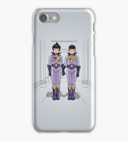 ACTIVATE TWINS iPhone Case/Skin