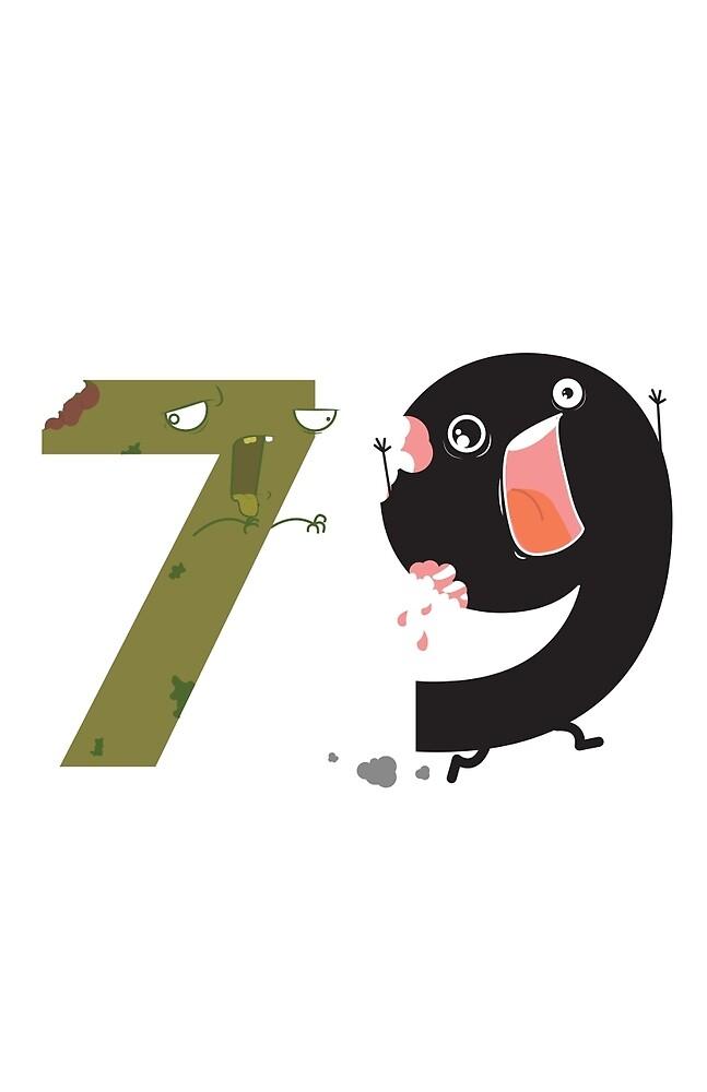 seven ate nine by teetime2000