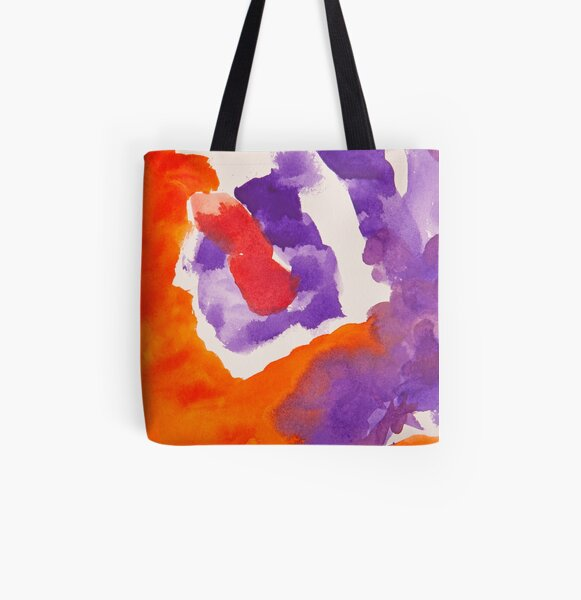 Coincidence All Over Print Tote Bag