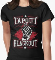 tapout or blackout T-Shirt