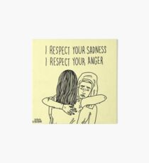 Sadness&Anger Art Board