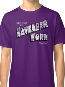 Greetings from Lavender Town Classic T-Shirt
