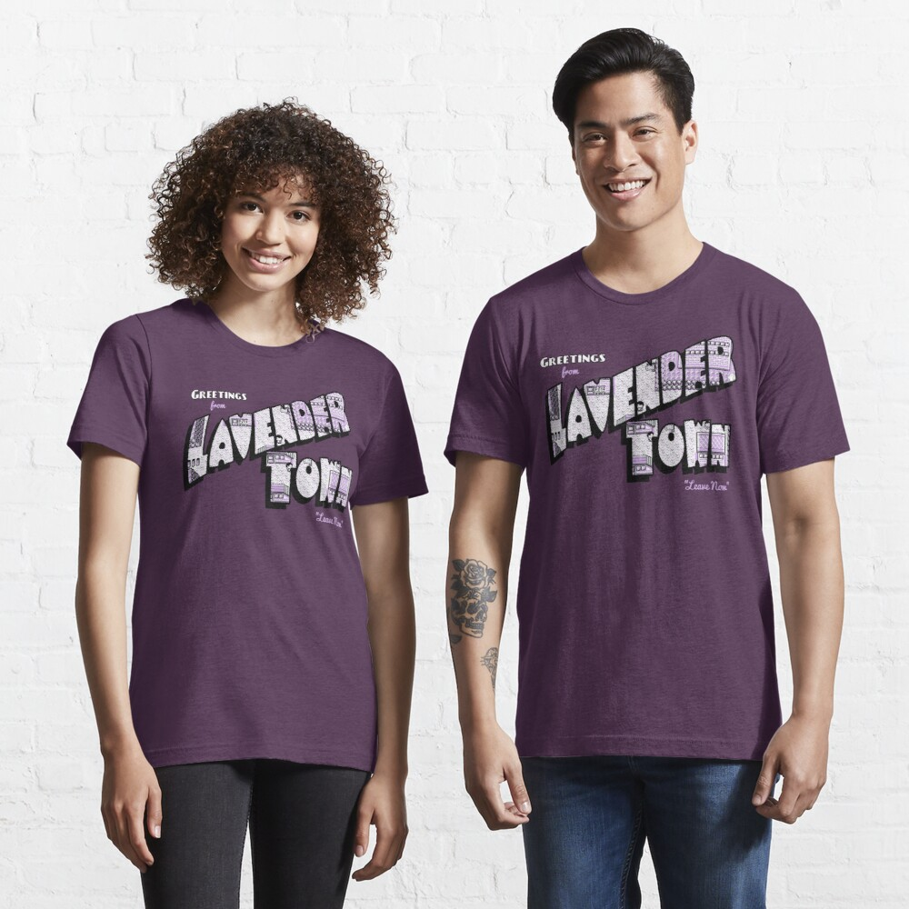 Greetings from Lavender Town Essential T-Shirt