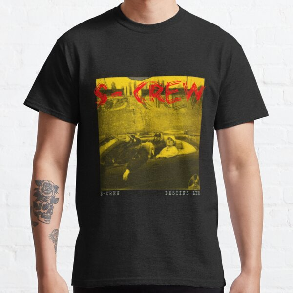 """S- Crew """"Destins liés"""" ALBUM T-shirt classique"""