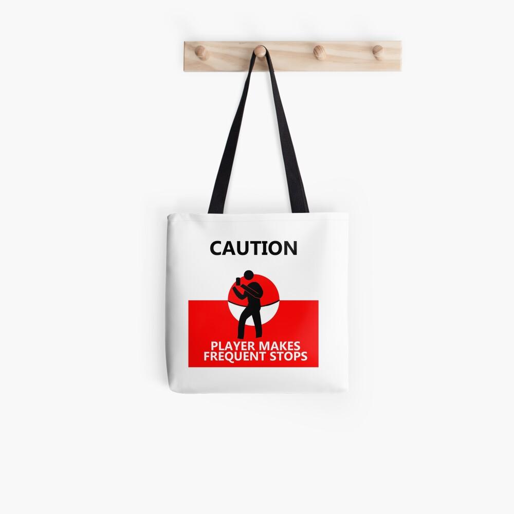Catch em all  Tote Bag