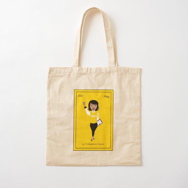 Trabajadora Social 2021 Cotton Tote Bag