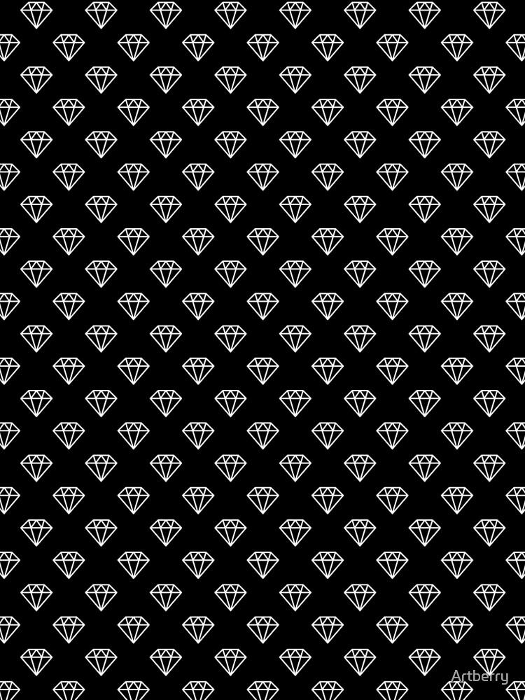 Geometric Diamonds by Artberry