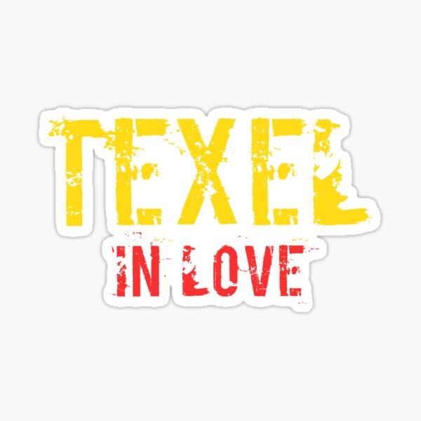 Texel is  Sticker
