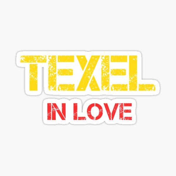 Texel design  Sticker