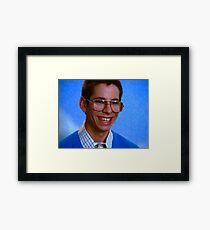Bill Haverchuck, Freaks and Geeks Framed Print