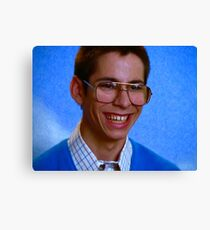 Bill Haverchuck, Freaks and Geeks Canvas Print