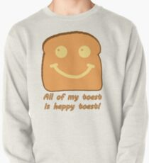 Happy Toast Pullover