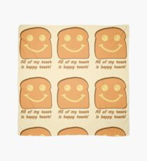 Happy Toast Scarf