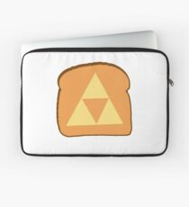 Triforce toast Laptop Sleeve