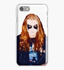 Dead is God, Mayhem Death Metal iPhone Case/Skin