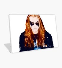 Dead is God, Mayhem Death Metal Laptop Skin