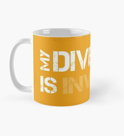 My Diversity is Invisible Mug
