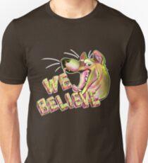 We Believe in Thylacine T-Shirt