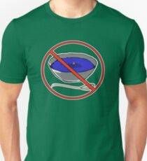 No Shark Fin Soup For You! Unisex T-Shirt