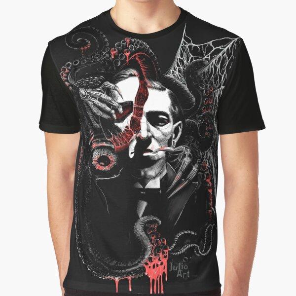 Lovecraft fanart Graphic T-Shirt