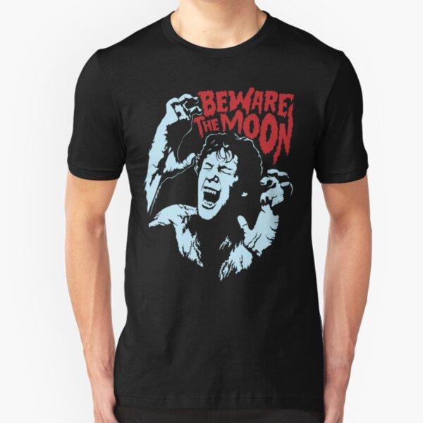 Beware The Moon Slim Fit T-Shirt
