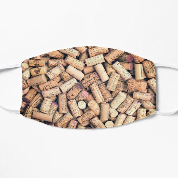Wine corks Flat Mask