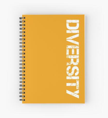 Diversity Spiral Notebook